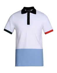 Raf Simons Fred Perry Polo Shirt White