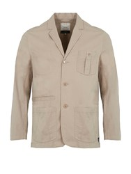 Realm And Empire Lightweight Casual Montgomery Blazer Stone