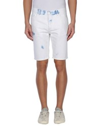 Marc Jacobs Denim Denim Bermudas Men