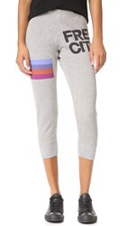 Freecity Flag Heather Sweatpants