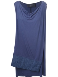 Kai Aakmann Draped Dress