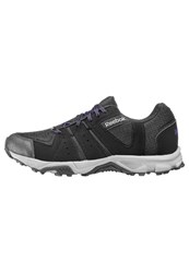 Reebok Trail Xc Gtx Walking Trainers Black Flat Grey Sport Violet