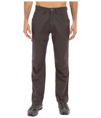 Mountain Khakis Camber 107 Pant Slate Men's Casual Pants Metallic