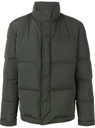 James Perse Padded Jacket Green