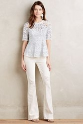 Anthropologie Mother Cruiser Flare Jeans Tea And Biscuits 31 Pants