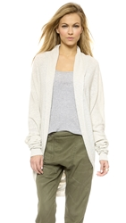 Bop Basics Hunter Cocoon Cardigan Oatmeal