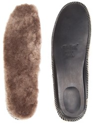 Pajar Shearling Insole Brown