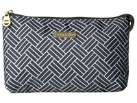 Baggallini Rome Case Basket Weave Cosmetic Case Multi