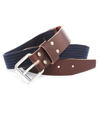 Sandro Navy Sport Belt