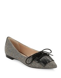French Connection Geneva Loafer Flats Grey