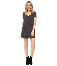 Vans Chapman Dress Black Dot Women's Dress