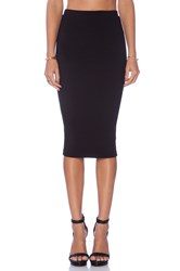 Lovers Friends Day To Night Pencil Skirt Black