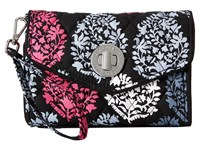 Vera Bradley Your Turn Smartphone Wristlet Northern Lights Wristlet Handbags White