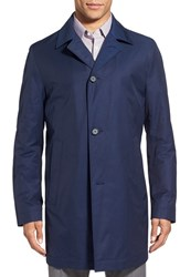 Boss Men's 'Dais' Cotton Blend Rain Coat