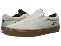 Lakai Owen White Gum Suede Men's Skate Shoes