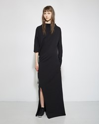 Y 3 Versa Long Dress Black