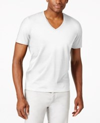 Inc International Concepts Kenny V Neck Short Sleeve T Shirt Only At Macy's