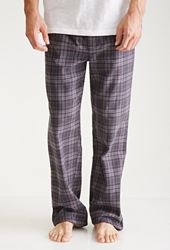 Forever 21 Plaid Flannel Pajama Pants