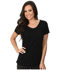Bcbgeneration Jessa The Who Are You Wearing T Shirt Black Women's T Shirt