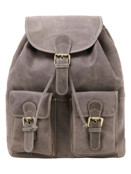 Tog 24 Arundel Leather Rucksack Brown