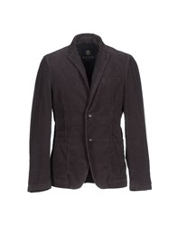 Fred Mello Suits And Jackets Blazers Men Steel Grey
