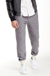 Grayers Loop Back Pull On Pant Gray