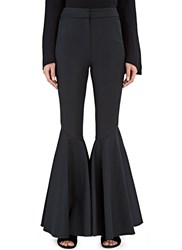 Ellery Jacuzzi Long Flared Pants Black