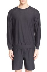 A.P.C. Men's And Outdoor Voices Raglan Sleeve Sweatshirt