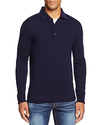 Bloomingdale's The Men's Store At Wool And Cashmere Blend Sweater Navy