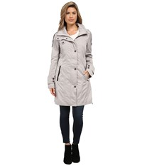 Rainforest Packable Modern Trench Champagne Women's Coat Gold