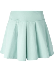 Kai Aakmann Pleated Mini Skirt