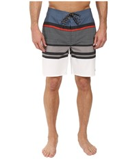 Rip Curl Rapture Stripe Boardshorts Blue Men's Swimwear