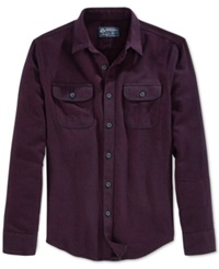American Rag Joan Long Sleeve Shirt Only At Macy's Worn Red