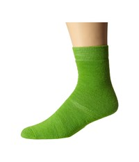 Bula Socks Kids Basic Big Kid Lime Men's Crew Cut Socks Shoes Green