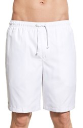 Lacoste Men's 'Sport Diamante' Drawstring Athletic Shorts