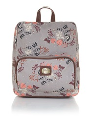 Ollie And Nic Multi Tote Shoulder Bag Multi Coloured