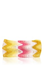 Missoni Ombre Knit Headband Multi