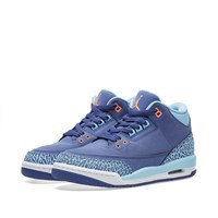 Nike Jordan Brand Air 3 Retro Gg Purple