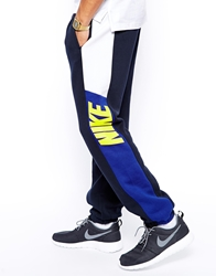 Nike Club Cuff Sweatpants Blue