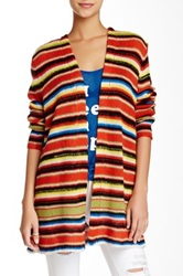 Wildfox Couture Mexican Blanket Cardigan Multi