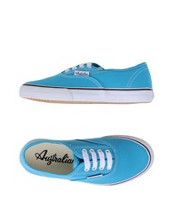 Australian Footwear Low Tops And Trainers Women Turquoise
