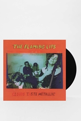 Urban Outfitters The Flaming Lips Clouds Taste Metallic Lp Assorted