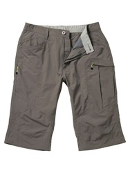 Tog 24 Reno Mens Tcz Tech 3 4 Length Trousers Green