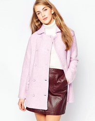 Sugarhill Boutique Chloe Coat Pink