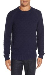 Bonobos Men's Scallop Texture Crewneck Sweater