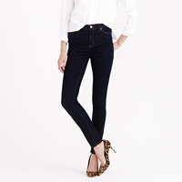 J.Crew Tall Lookout High Rise Jean In Resin Wash