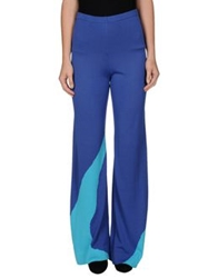 Neera Casual Pants Blue