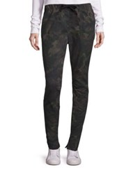 Rag And Bone Denny Camo Jogger Pants
