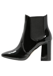 New Look Elizabeth Ankle Boots Black