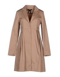 Scee By Twin Set Coats And Jackets Full Length Jackets Women Dove Grey